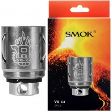 Smok TFV8 V8-X4 Coils (3 Pack)